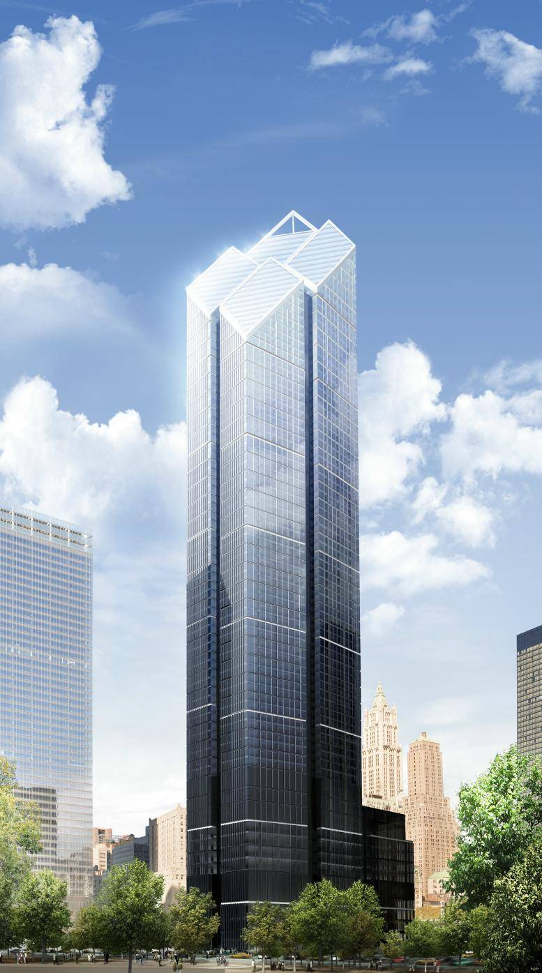 New york architecture images wtc 2 200 greenwich street for 2 world trade center