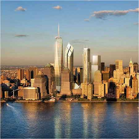 Architecture Freedom Tower Freedom Tower is One of