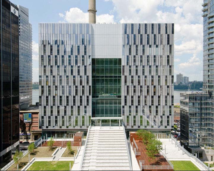 New York Architecture Images John Jay College of Criminal Justice