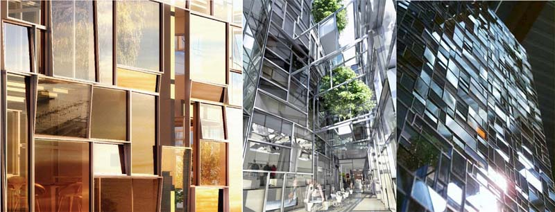 New York Architecture Images Vision Machine