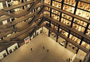 New York Architecture Images Bobst Library