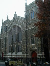 photo of abyssinian baptist church