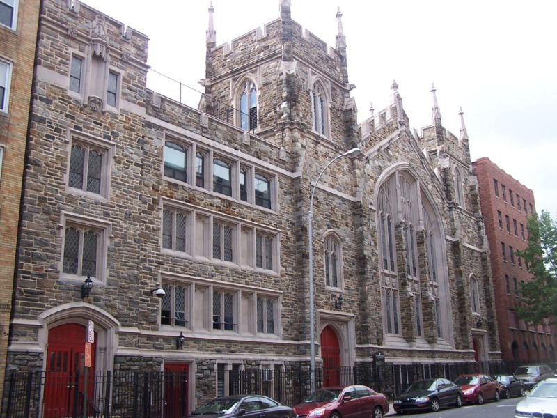 New York Architecture Images- Abyssinian Baptist Church