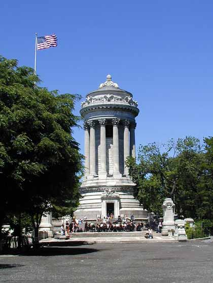 New York Architecture Images Soldiers And Sailors Monument