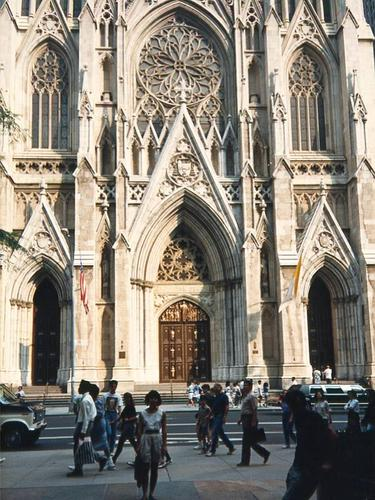The Gilded Age Era: Trinity Church, The Worship Place Of