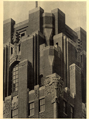 Top ten new york architecture for Architecture 1920