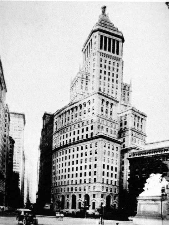 New York Architecture Images Standard Oil Building
