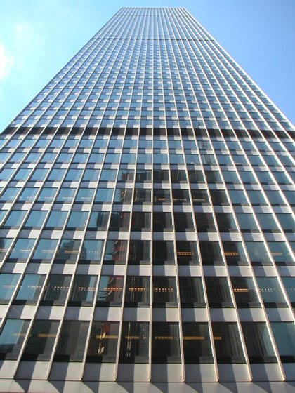 New York Architecture Images Chase Manhattan Bank Tower