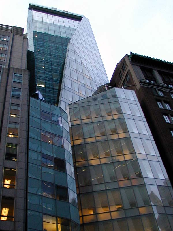 New York Architecture Images- LVMH