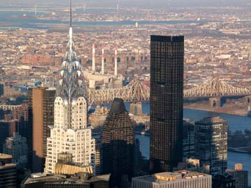 Trump World Tower Is A Residential Skyser At 845 United Nations Plaza First Avenue Between 47th And 48th Streets In Manhattan New York City