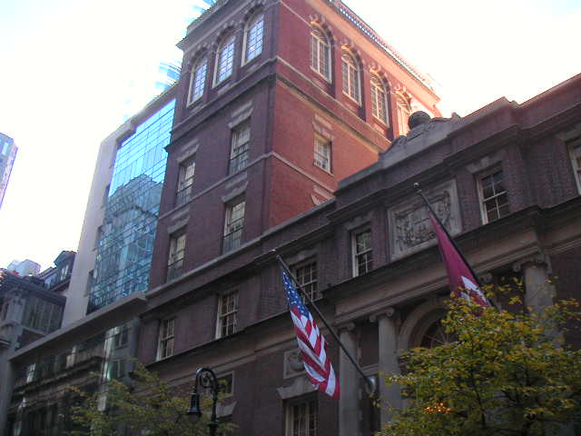 harvard club sydney - photo#15