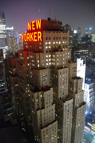 New York Architecture Images- New Yorker Hotel