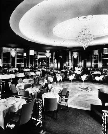 Rainbow Room: New York Architecture Images- RCA Building