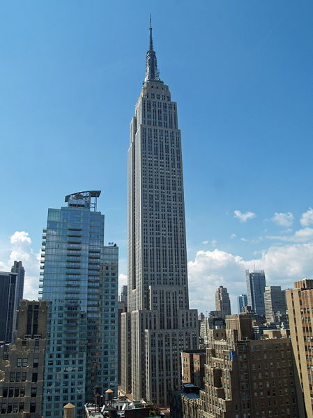 Picture of Empire state building - #1