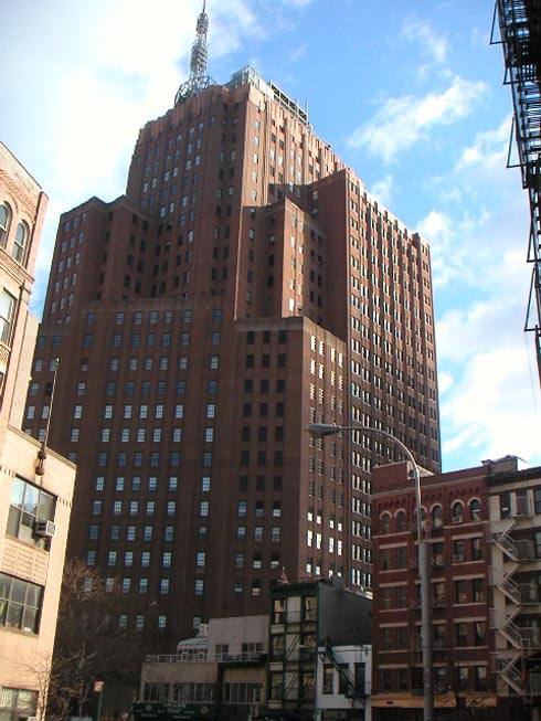 New York Architecture Images The Western Union Building