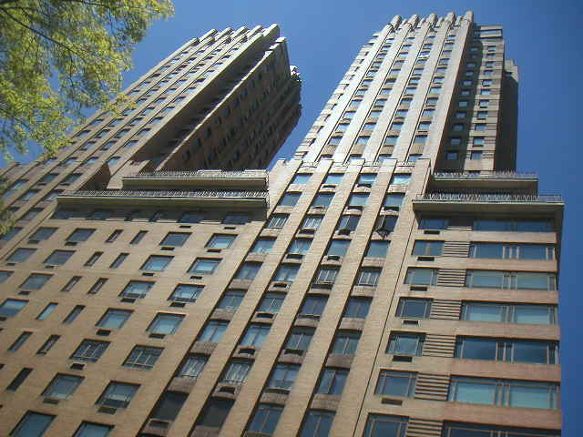 The Century Is A 1931 Art Deco Apartment Building Located Along Central Park West In Manhattan New York City It Was Constructed At Cost Of 6 5 Million