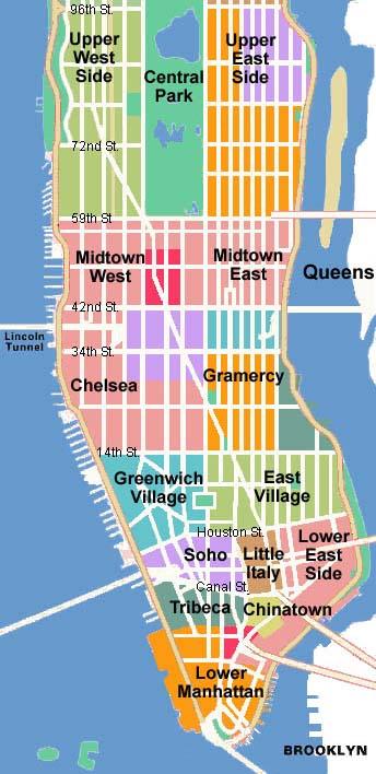 New York Architecture Images SITE MAP