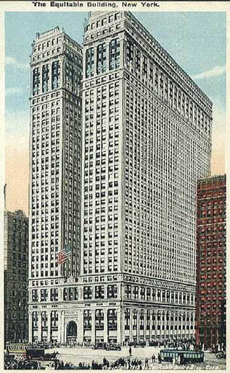 The Lost Skyscrapers of Bygone New York