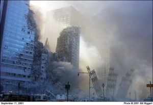 USA Terrorist Attack-WTC