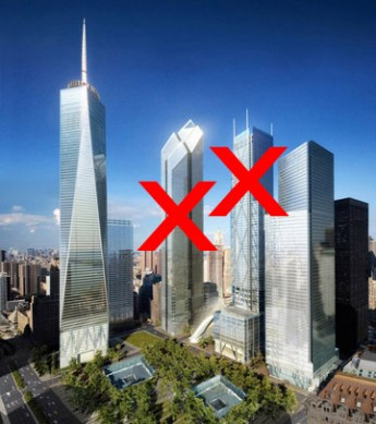 Twin Towers New York City Address