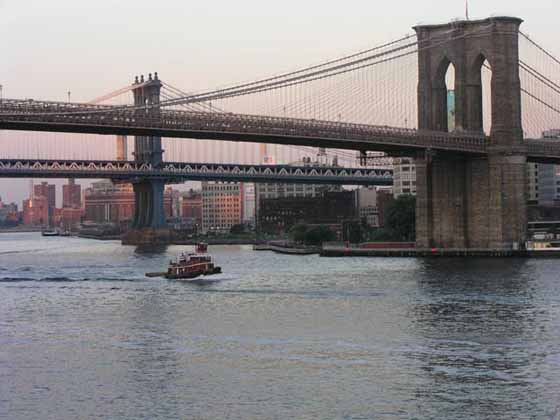 New York Architecture Images-Brooklyn Bridge