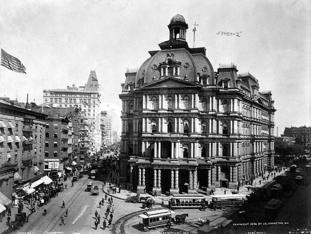 New York Architecture Images City Hall Post Office