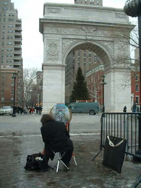 New York Architecture Images Washington Square Arch