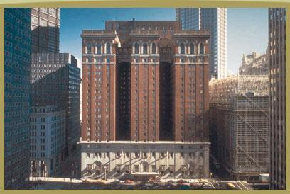 New York Architecture Images Hotel Pennsylvania