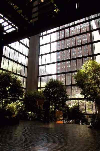 New York Architecture Images Ford Foundation Building