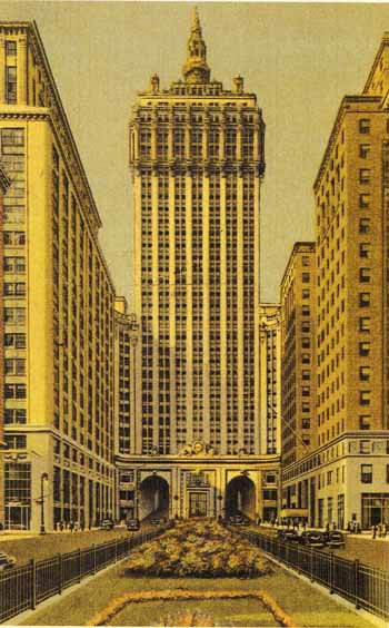 New York Architecture Images Helmsley Building