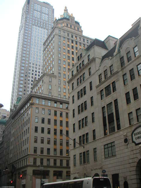 New York Architecture Images Crown Building
