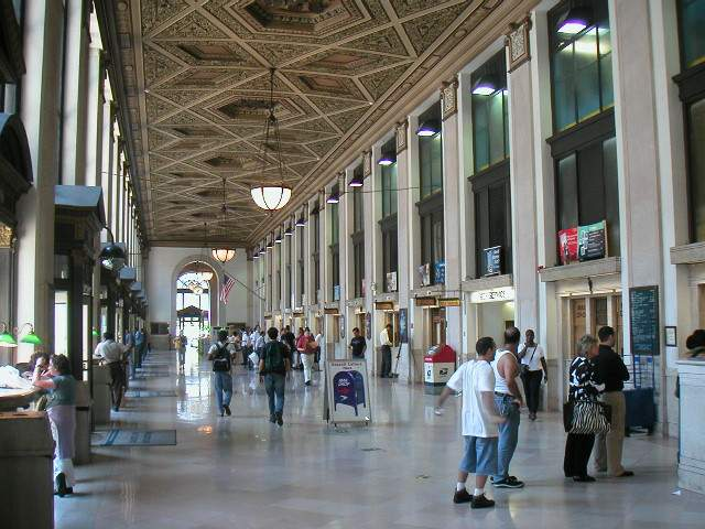 New York Architecture Images Farley Post Office