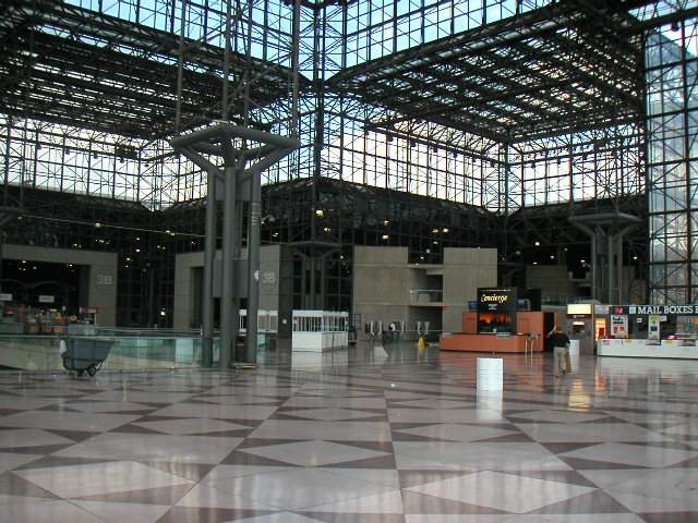 New York Architecture Images Jacob K Javits Convention