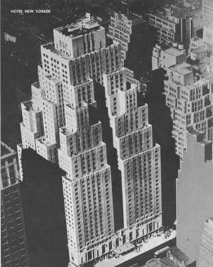 Top ten new york hotels for 1930s hotel decor