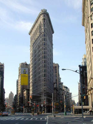Top Ten New York Architecture