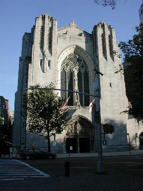 New York Architecture Images Church Of The Heavenly Rest