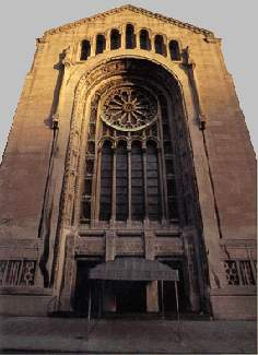 New York Architecture Images Temple Emanu El Synagogue